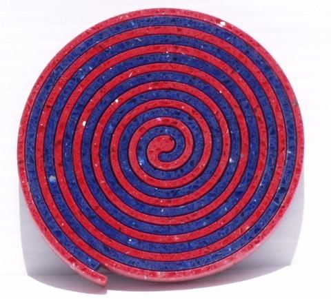Quartz Compac Spiral