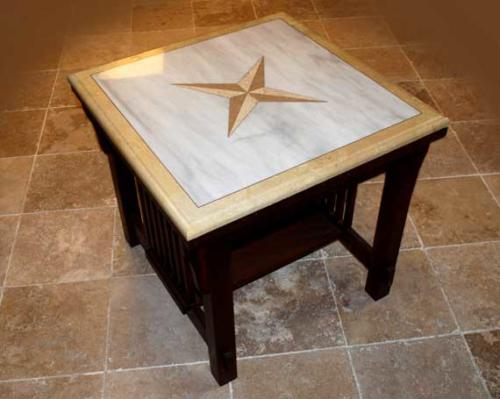 Stone Table Top 3